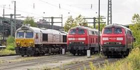 Diesel Locomotieven