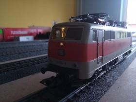 Märklin BR111 S-Bahn E-loc digitaal 3155 incl led