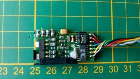 Märklin delta decoder 6603