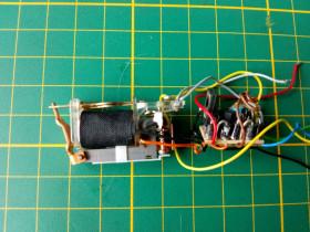 rijrichtingschakelaar met relais