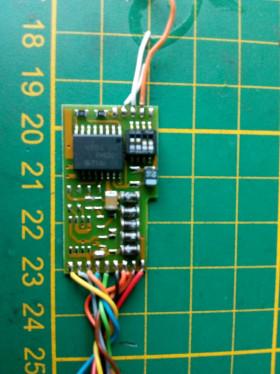 Märklin delta decoder 66031
