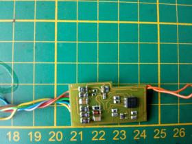 Märklin FX decoder 611754