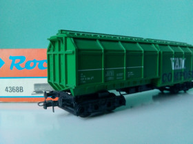 Roco 4368B Goederenwagon - Vam compost - NS