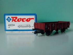 Roco DB lage Bakwagen