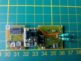 Märklin tender decoder 6090x 602758 V1.1 incl versterker