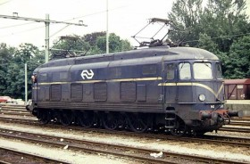 electrische locomotieven